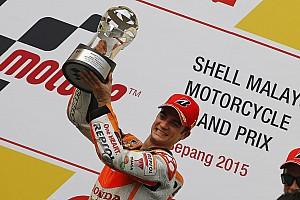 MotoGP Contenu spécial Bilan 2015 - Dani Pedrosa, le revenant
