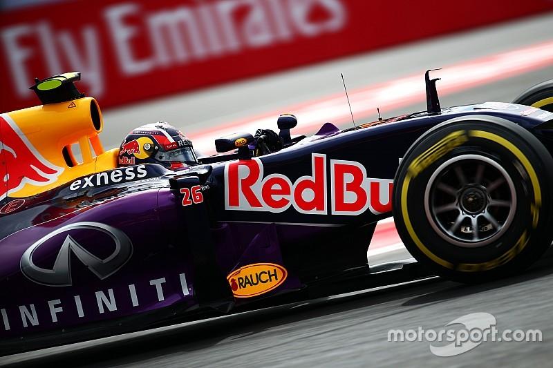 Red Bull en Infiniti beëindigen samenwerking
