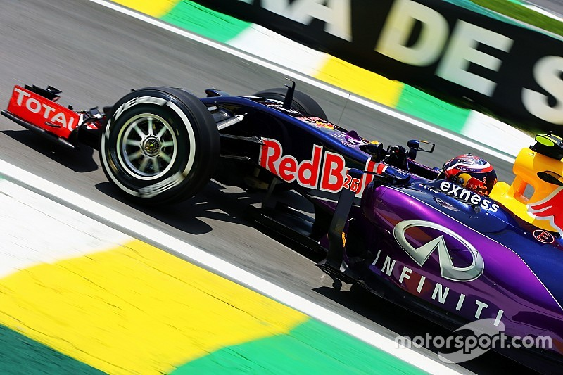 Red Bull saluta Infiniti: non sarà più title sponsor