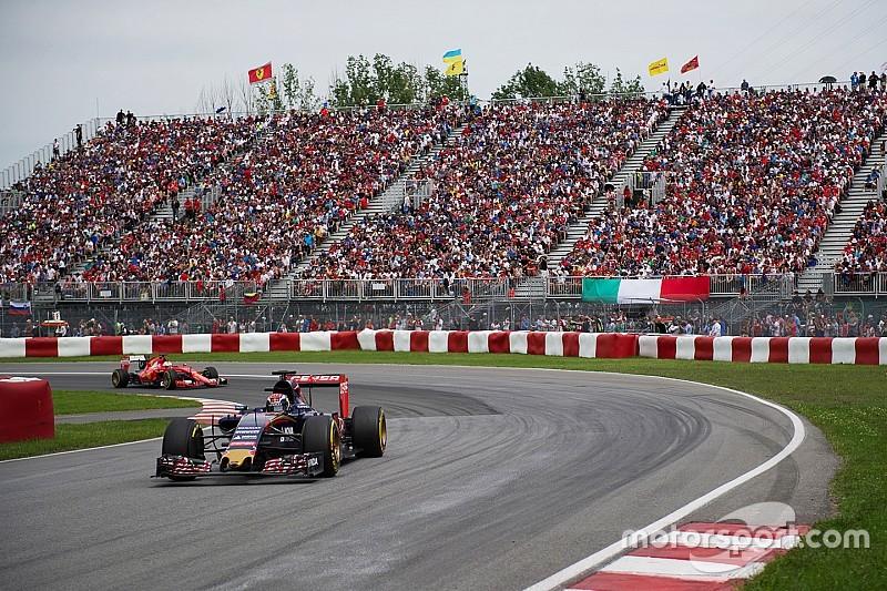 Le promoteur du Grand Prix du Canada fait face à un déficit