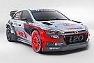 Hyundai revela su nuevo i20 WRC