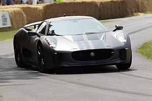 Automotive Breaking news Bond villain car to go on display at Autosport International 2016