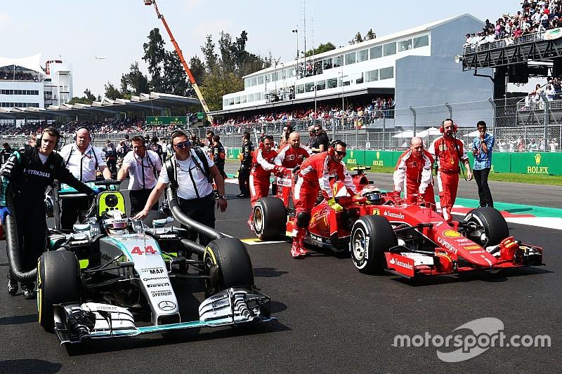 """""""Mercedes e Ferrari poderão destruir F1"""", diz Ecclestone"""