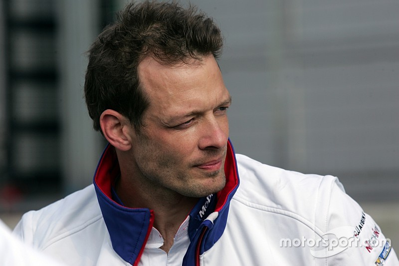 Wurz gets new advisory role at Toyota