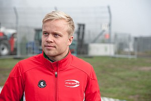 Indy Lights Actualités Le Champion de F3 Europe Felix Rosenqvist en essais en Indy Lights