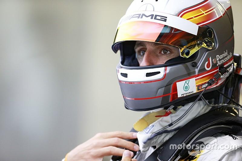 Juncadella wins Stars & Cars, Hamilton and Rosberg exit in semi-finals