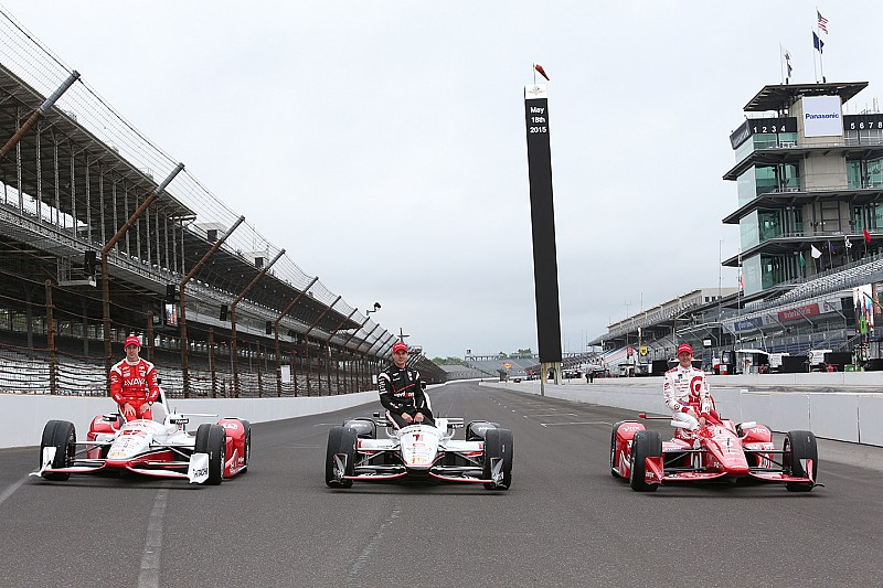 IndyCar competition rules tweaks coming for 2016