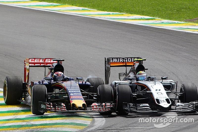 Fórmula 1 tiene una caída del 20 por ciento en 2015