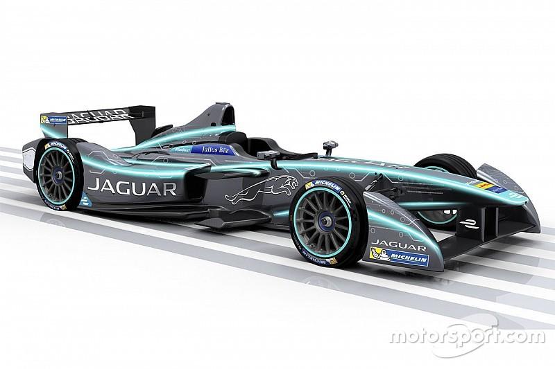 Jaguar приходит в Формулу E