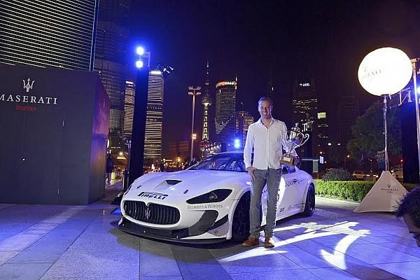 Trofeo Maserati Ultime notizie Kuppens è l'uomo dei record del Trofeo Maserati