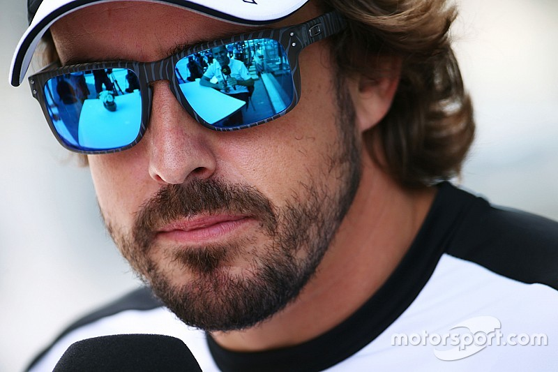 Dennis: Alonso knew what he was getting into