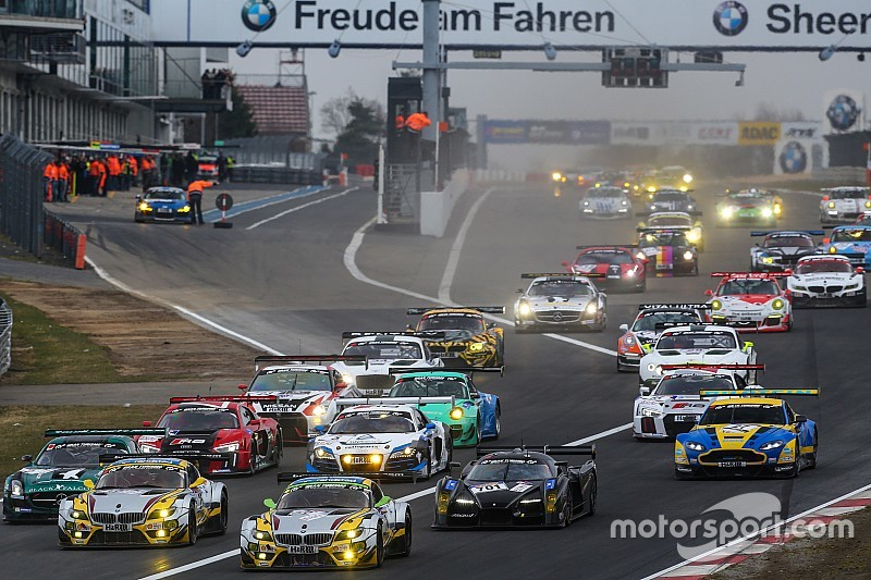 GT3 power to be reduced by 10 percent at Nurburgring Nordschleife