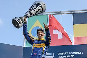 Formula E Reporte de la carrera Buemi repitió en Punta del Este y lidera el torneo