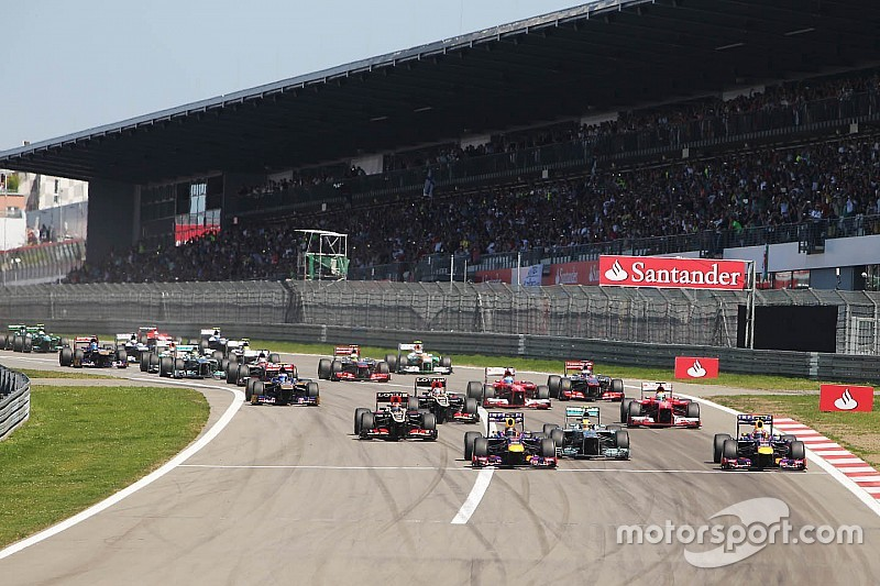 La F1 a-t-elle définitivement perdu le Nürburgring?