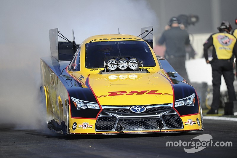 Kalitta and Toyota increase involvement