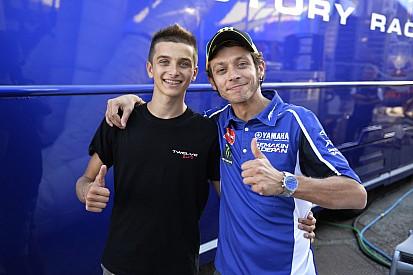 Qui est Luca Marini, le frère de Valentino Rossi?