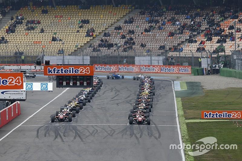 На сезон-2016 в Евро Ф3 заявлено 39 участников
