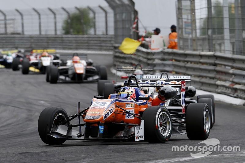 Günther scoort F3-zitje bij Prema