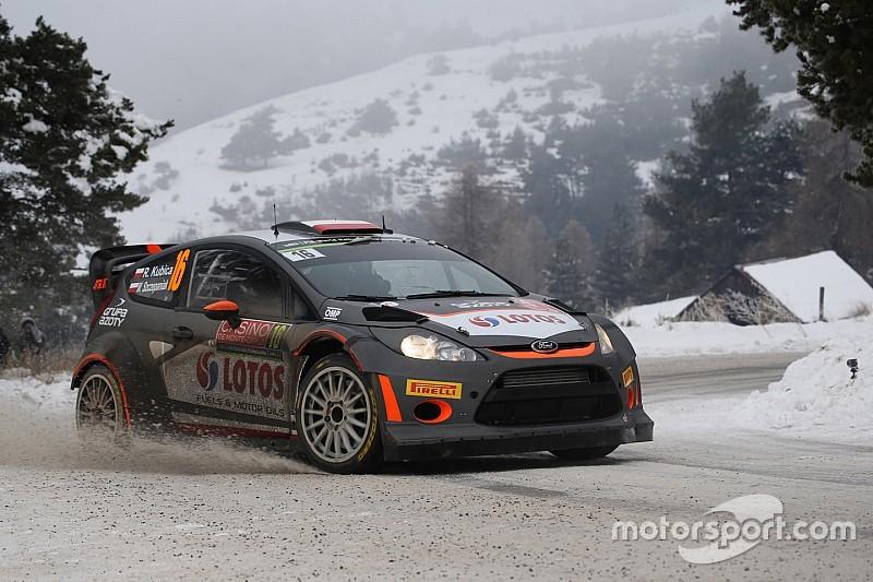 Avec Kubica et Bouffier, quatorze WRC au départ