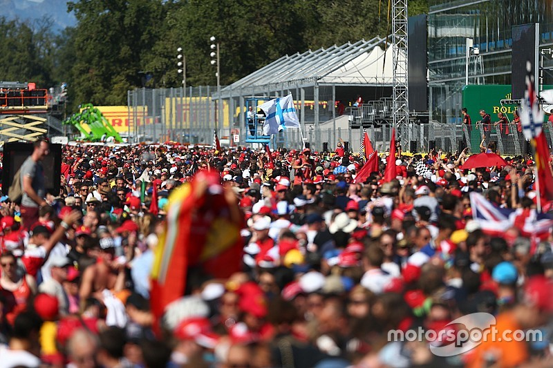 Itália aprova lei que ajuda manter F1 em Monza