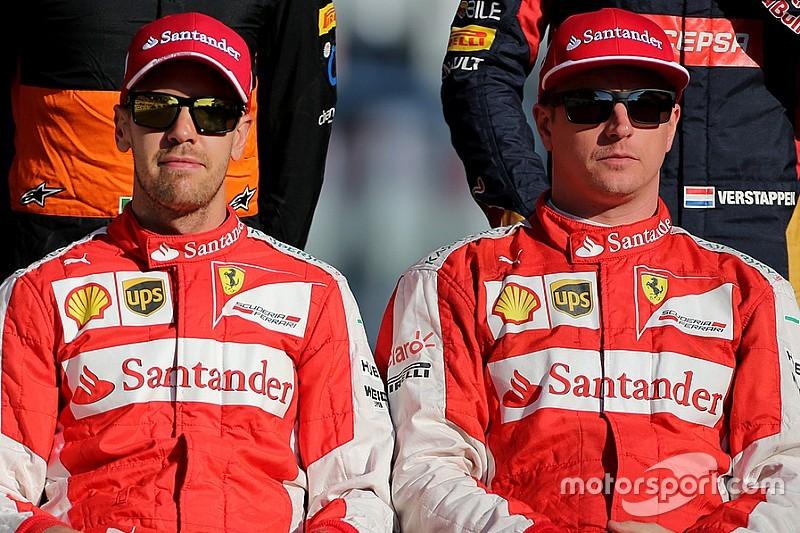 Atrás de Vettel, Kimi diz que não se preocupa com críticas