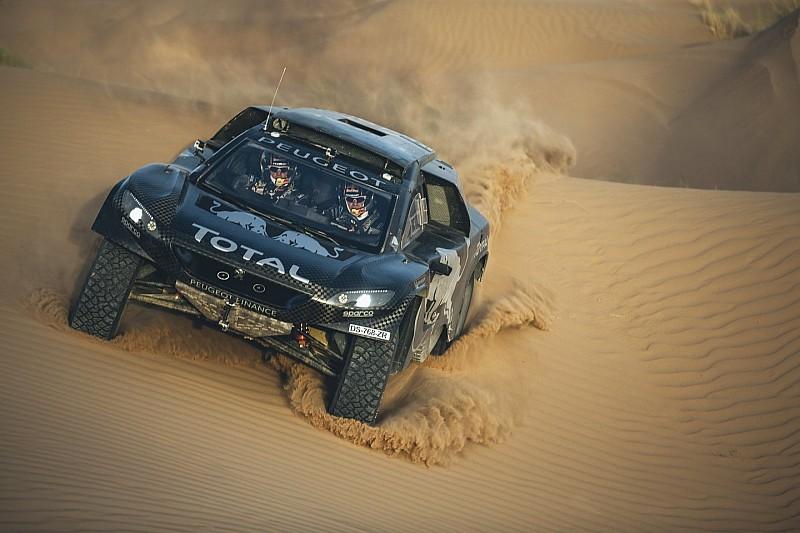Nasser Al Attiyah – Les Peugeot ne tiendront pas la distance
