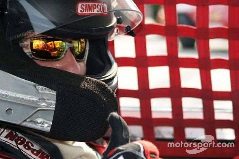 Bobby Dale Earnhardt is making his own way up the racing ladder