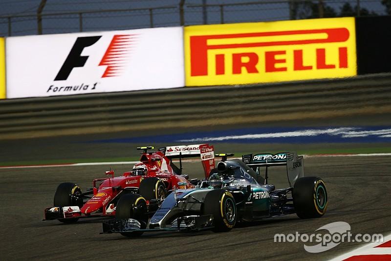 """Wolff diz que Mercedes leva a sério """"ameaça Ferrari"""" em 2016"""