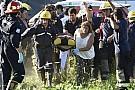 2016达喀尔首日传恶讯  中国女车手赛车失控造多人受伤