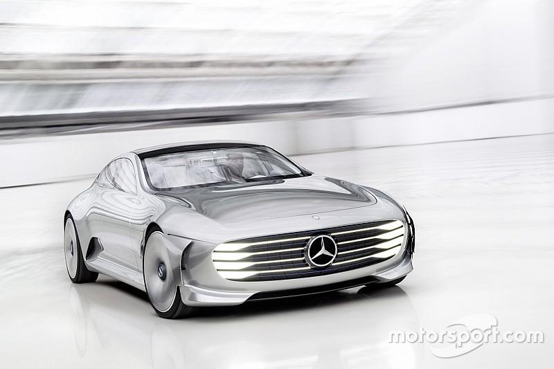 Quatre modèles électriques à venir chez Mercedes?