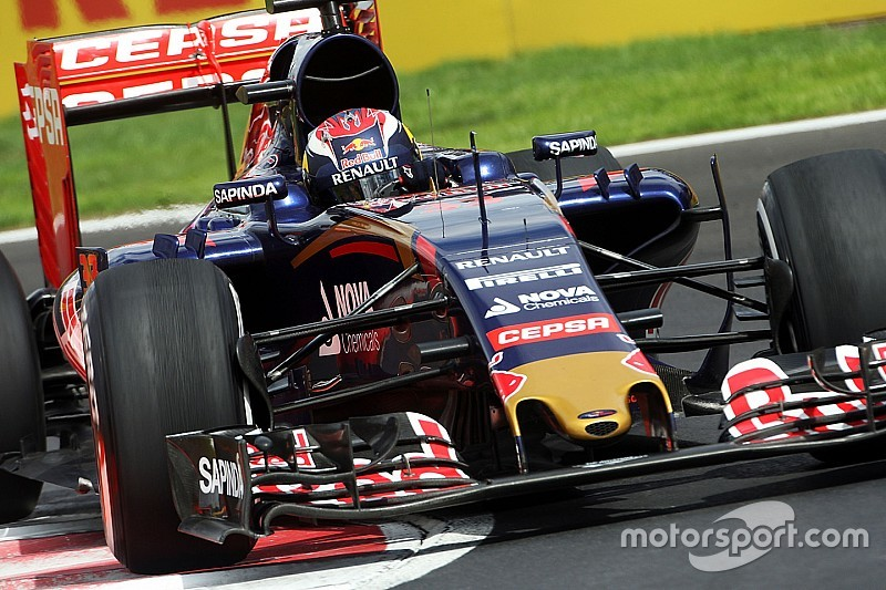 Toro Rosso set to adopt longer wheelbase for STR11
