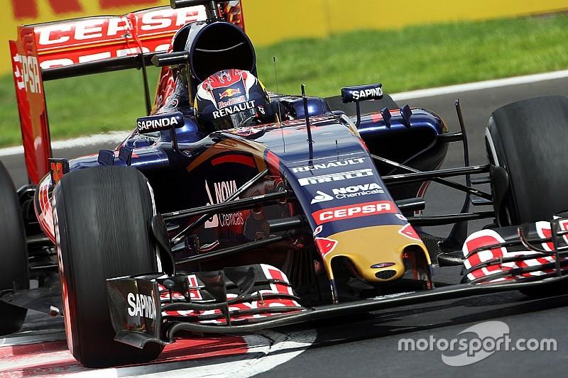 Toro Rosso adoptará una distancia entre ejes más larga para su STR11