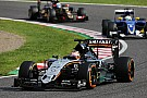 Force India braced for tougher 2016