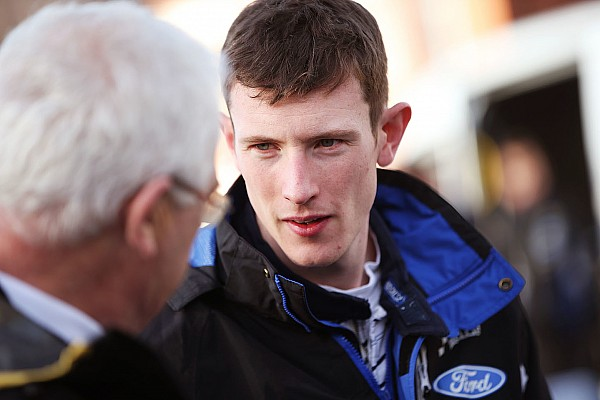 埃文斯将代表M-Sport参加WRC2