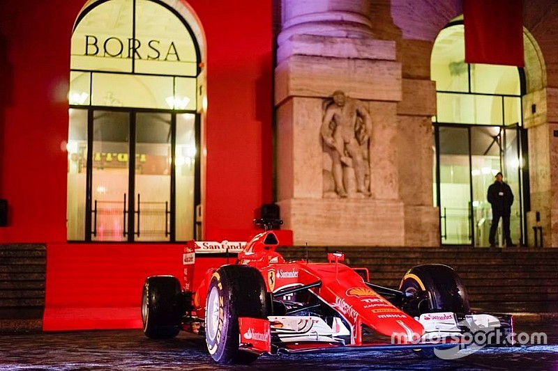 Presidente da Ferrari põe pressão e quer título já em 2016