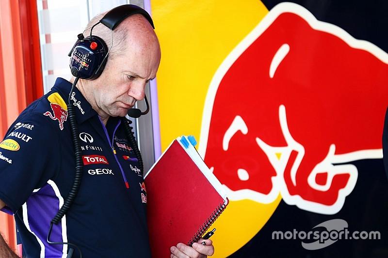 Para Newey, los cambios no harán a la F1 diferente en 2017