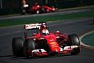 Ferrari moet in Melbourne het 'team to beat' zijn aldus Marchionne