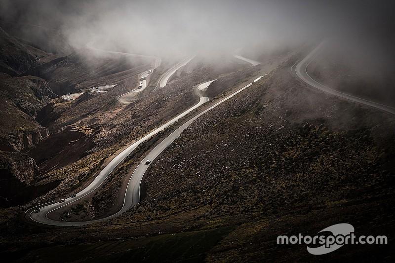 El Dakar asciende a Bolivia