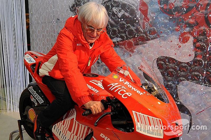 Как Экклстоун боссом MotoGP стал
