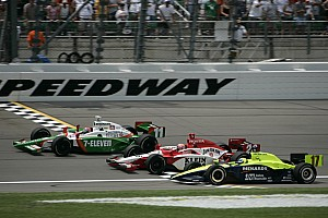 IndyCar Contenu spécial Vidéo IndyCar 2005 - Kanaan d'un souffle au Kansas!