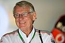 Умер один из основателей McLaren Тайлер Александер