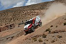 Dakar, Villagra si porta in vetta alla classifica camion