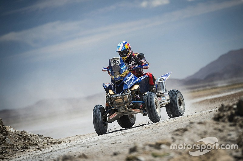 Dakar Quads, Stage 7: Bonetto scores first win for Honda ...