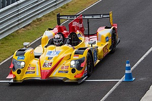 Asian Le Mans Breaking news Giovinazzi and Gelael win on sportscar debut