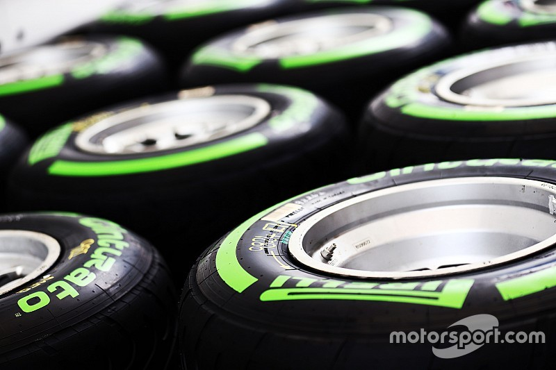 Pirelli confirms wet tyre test at Paul Ricard
