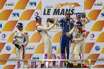 Ho-Pin Tung naar 24 uren van Le Mans na titel in Asian Le Mans Series