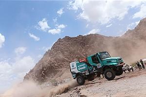 Dakar Intervista Dakar, De Rooy: