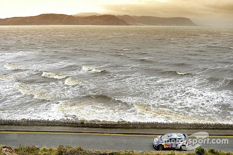 В WRC будут использовать дронов для видеосъемок