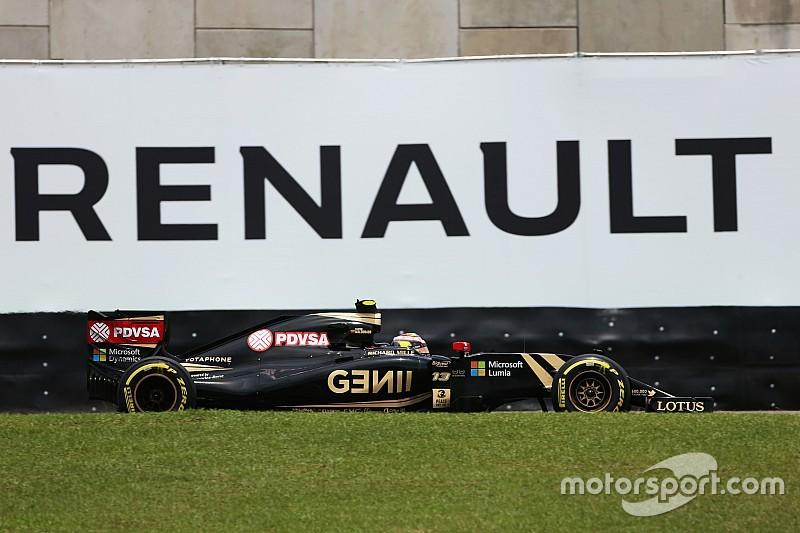 Марко: С Мальдонадо и Палмером Renault ничего не светит