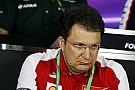 Manor recrute Tombazis, ancien aérodynamicien de Ferrari